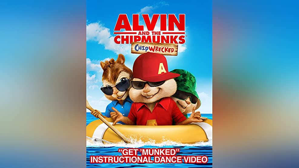 Alvin and the Chipmunks: Chipwrecked: