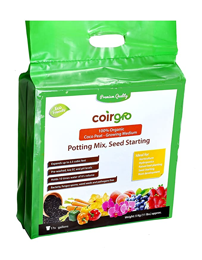 Coirgro Coco Peat