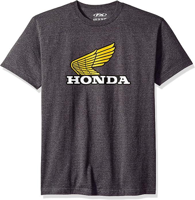 Fx Factory Effex Herren Honda Classic T Shirt Schwarz Mittel Bekleidung