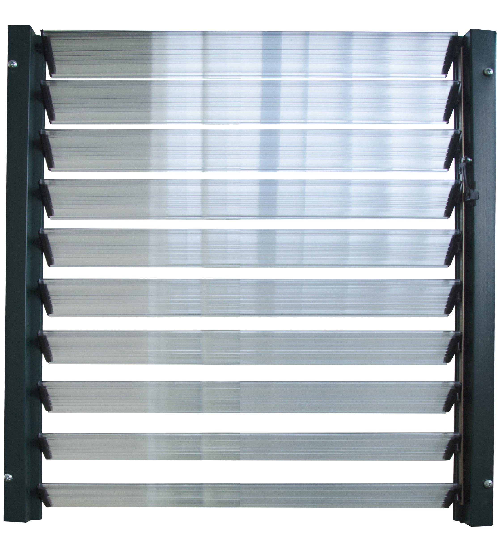Rion Side Louver Window