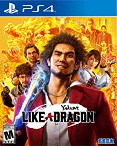 Yakuza: Like a Dragon - Day One Edition for PlayStation 4