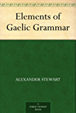 Elements of Gaelic Grammar (English Edition)