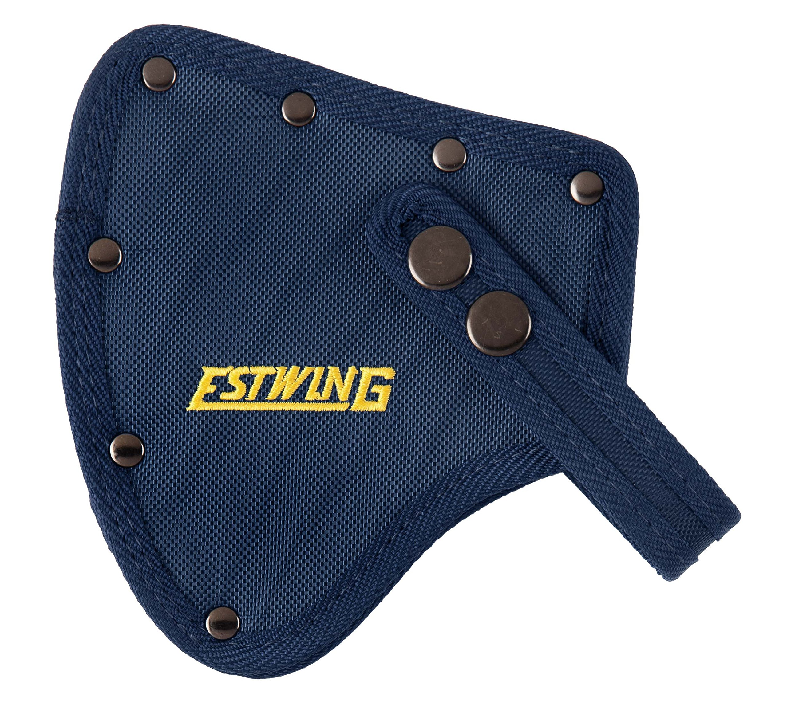 Estwing Camper's Axe - 16'' Hatchet with Forged Steel Construction & Shock Reduction Grip - E44A by Estwing (Image #5)
