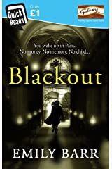 Blackout (Quick Reads 2014): A gripping short story filled with suspense Kindle Edition
