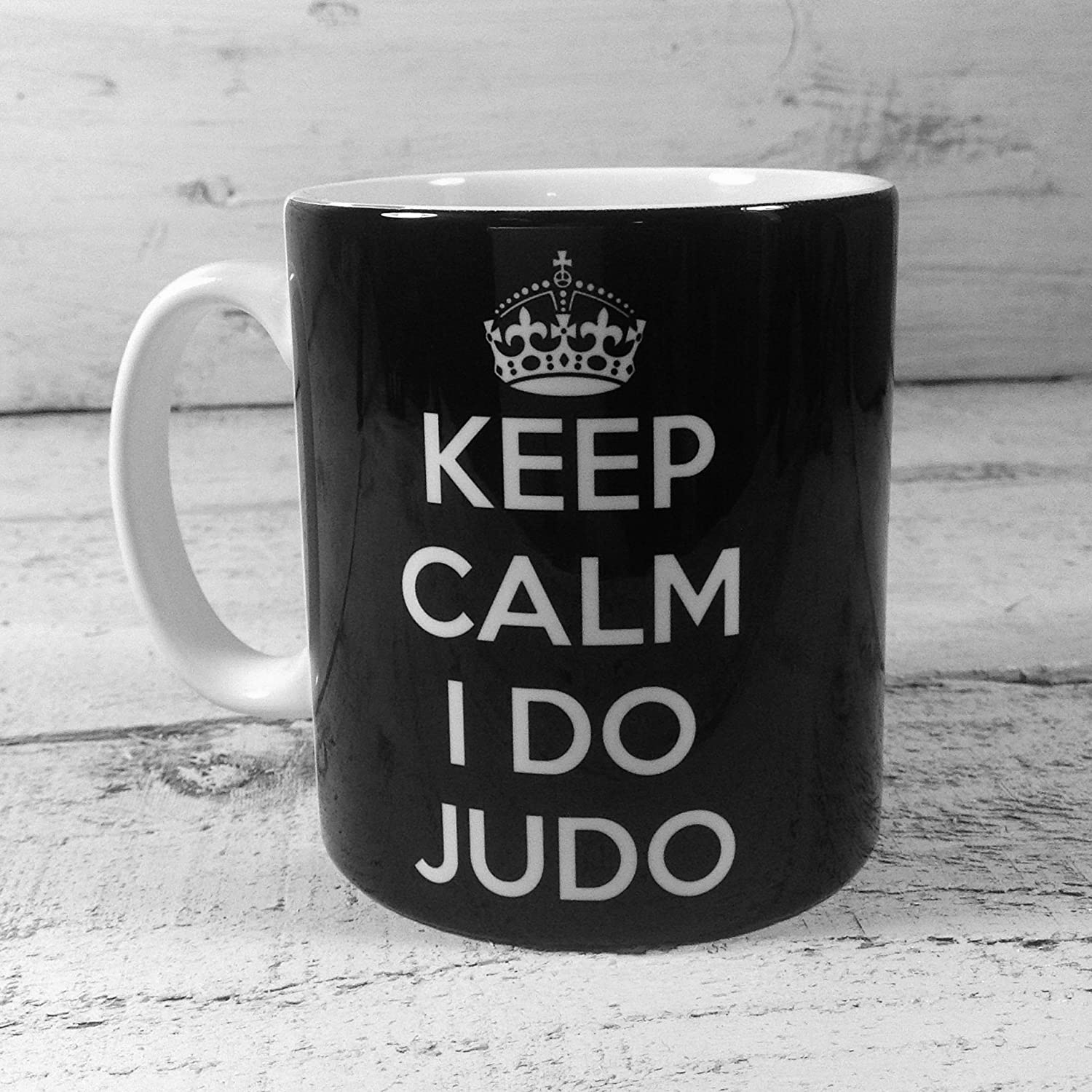 KEEP CALM I DO JUDO Mug 11oz Cup