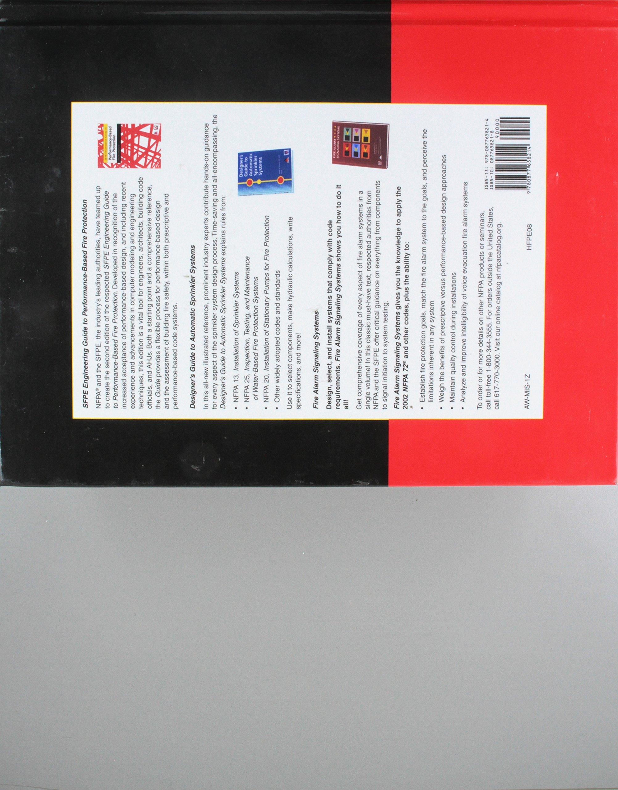 Sfpe Handbook of Fire Protection Engineering: Amazon co uk