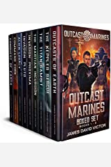 Outcast Marines Boxed Set Kindle Edition