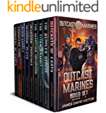 Outcast Marines Boxed Set (English Edition)