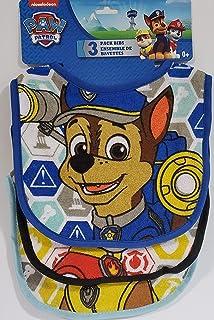 New Paw Patrol Wipe Clean Bib EVEREST