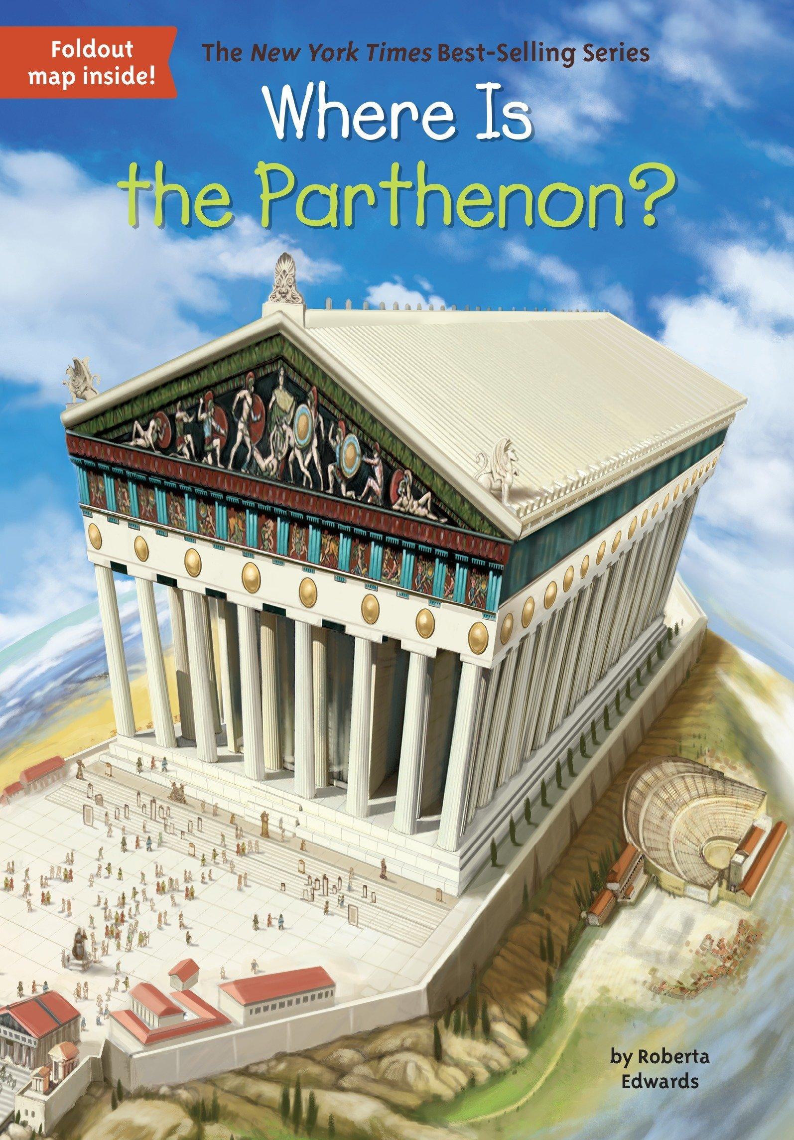 Download Where Is the Parthenon? pdf