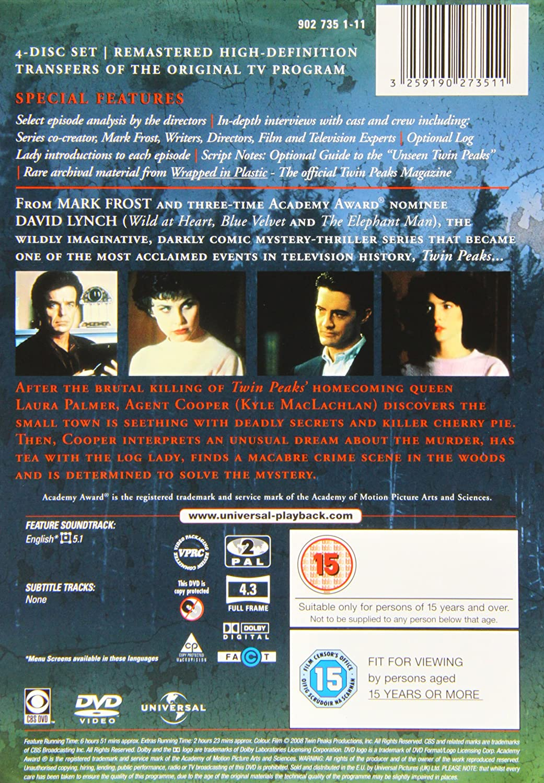 twin peaks season 1 episode 2 torrent