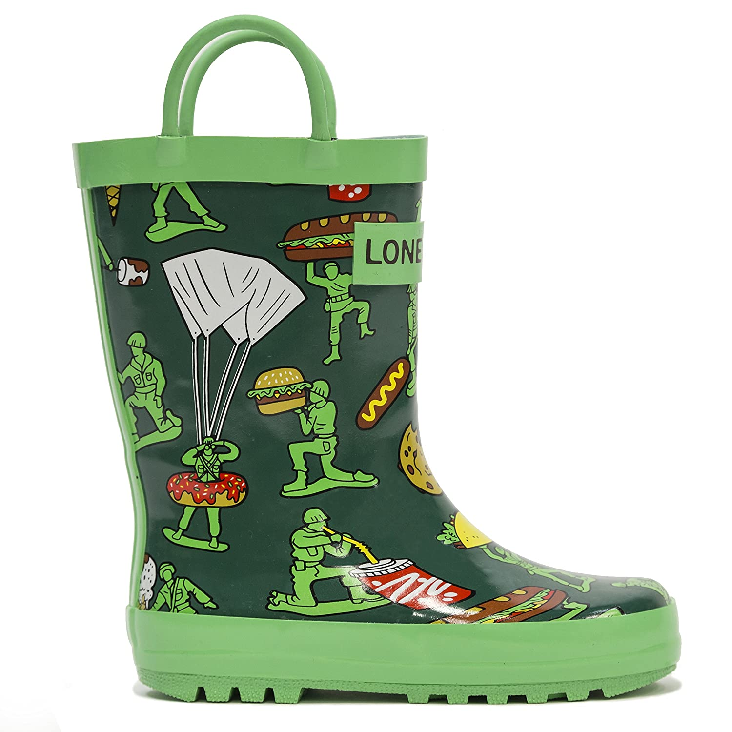 Patterned Rain Boots Simple Inspiration Ideas