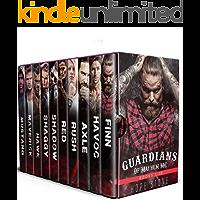 Guardians Of Mayhem MC Box Set (Books 1-10) (GUARDIANS OF MAYHEM MC SANTA FE CHAPTER Book 1)