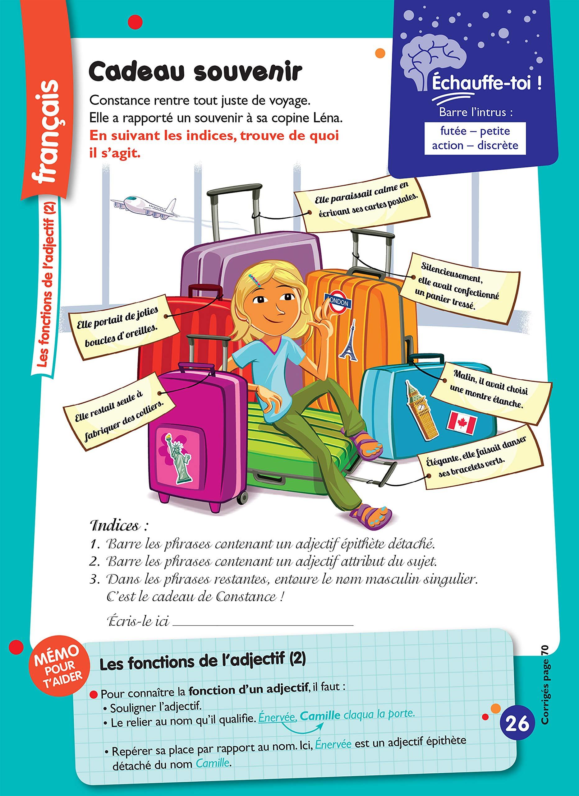 120 jeux de la 6e à la 5e (Réviser en vacances): Amazon.es: Kilia, Aurore Meyer: Libros en idiomas extranjeros