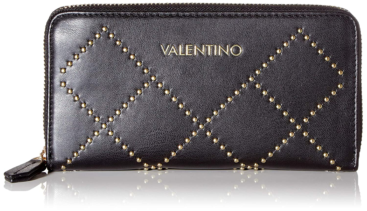 Amazon.com: Valentino by Mario Valentino Wallet, Black (Nero ...