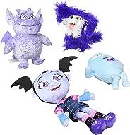 Vampirina Collector 4 Pack Bean Plush Dolls