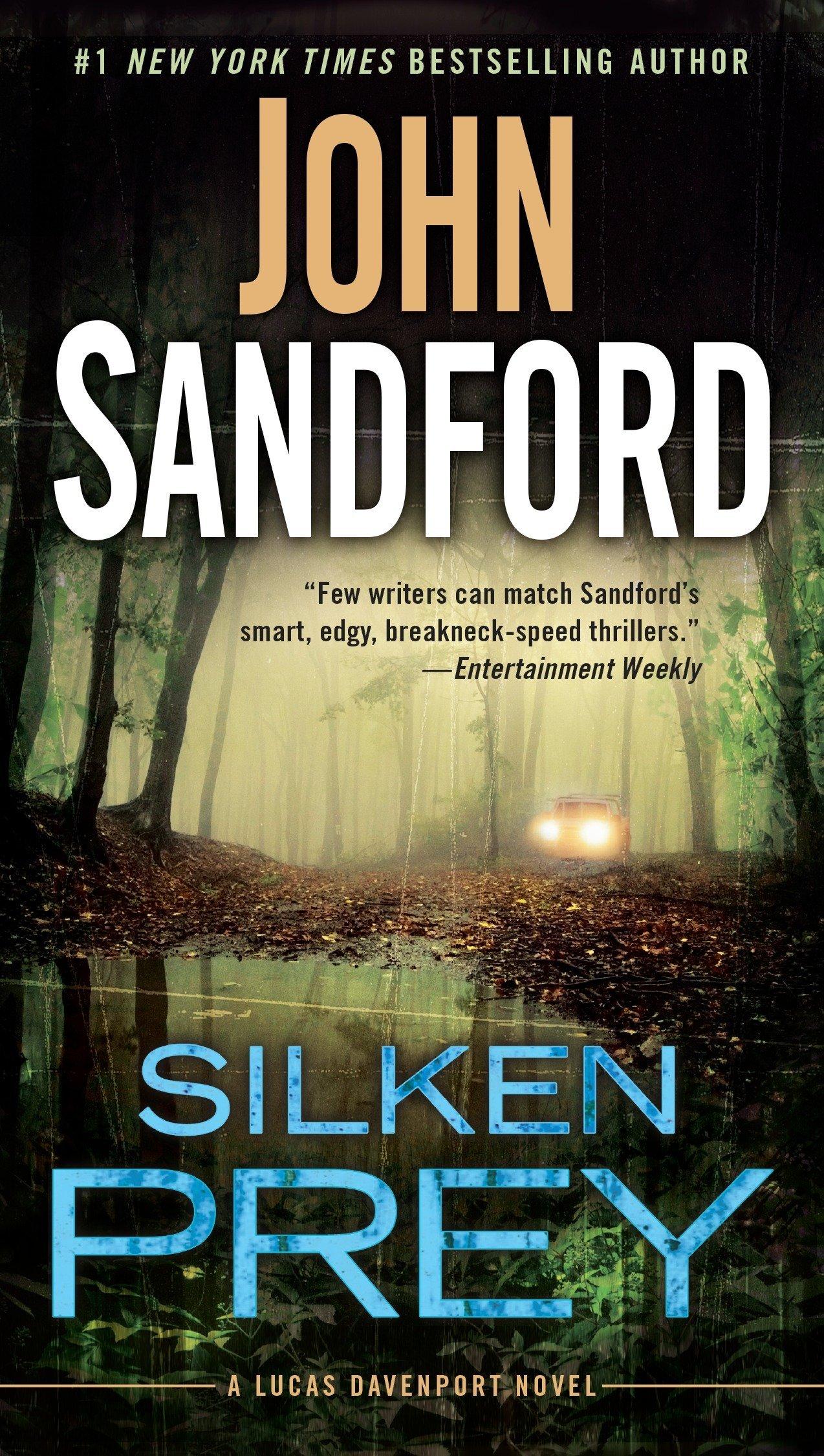 Silken Prey A Lucas Davenport Novel John Sandford 9780425267769 Amazon Books