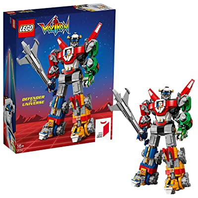 LEGO Ideas 21311 Voltron: Toys & Games