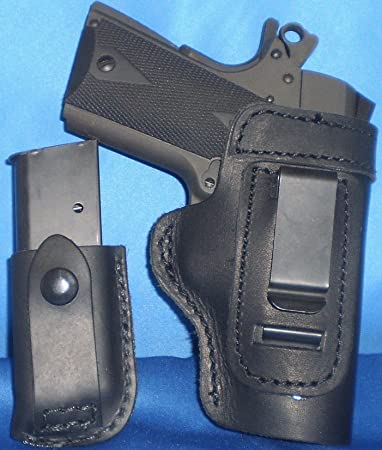 Amazon.com : Pro Carry LT Glock 26 27 33 Concealed Carry Leather ...