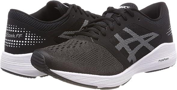 Negro (Black / White / Silver), 40 EU: Amazon.es: Zapatos y complementos