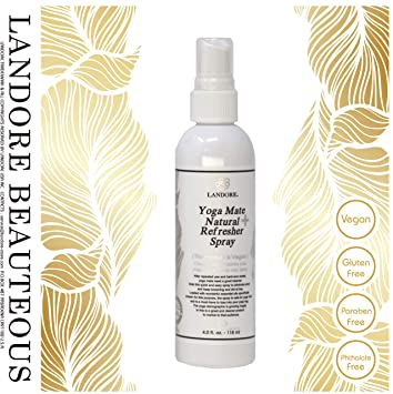Yoga Mate Natural Cleaner + Refresher Spray ... - Amazon.com