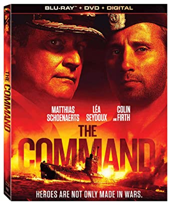 4ddf0b7f Amazon.com: The Command [Blu-ray]: Matthias Schoenaerts, Colin Firth ...