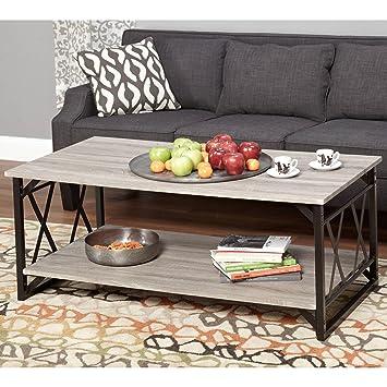 Amazon.com: mesa de centro. Esta pieza de decoración salón ...