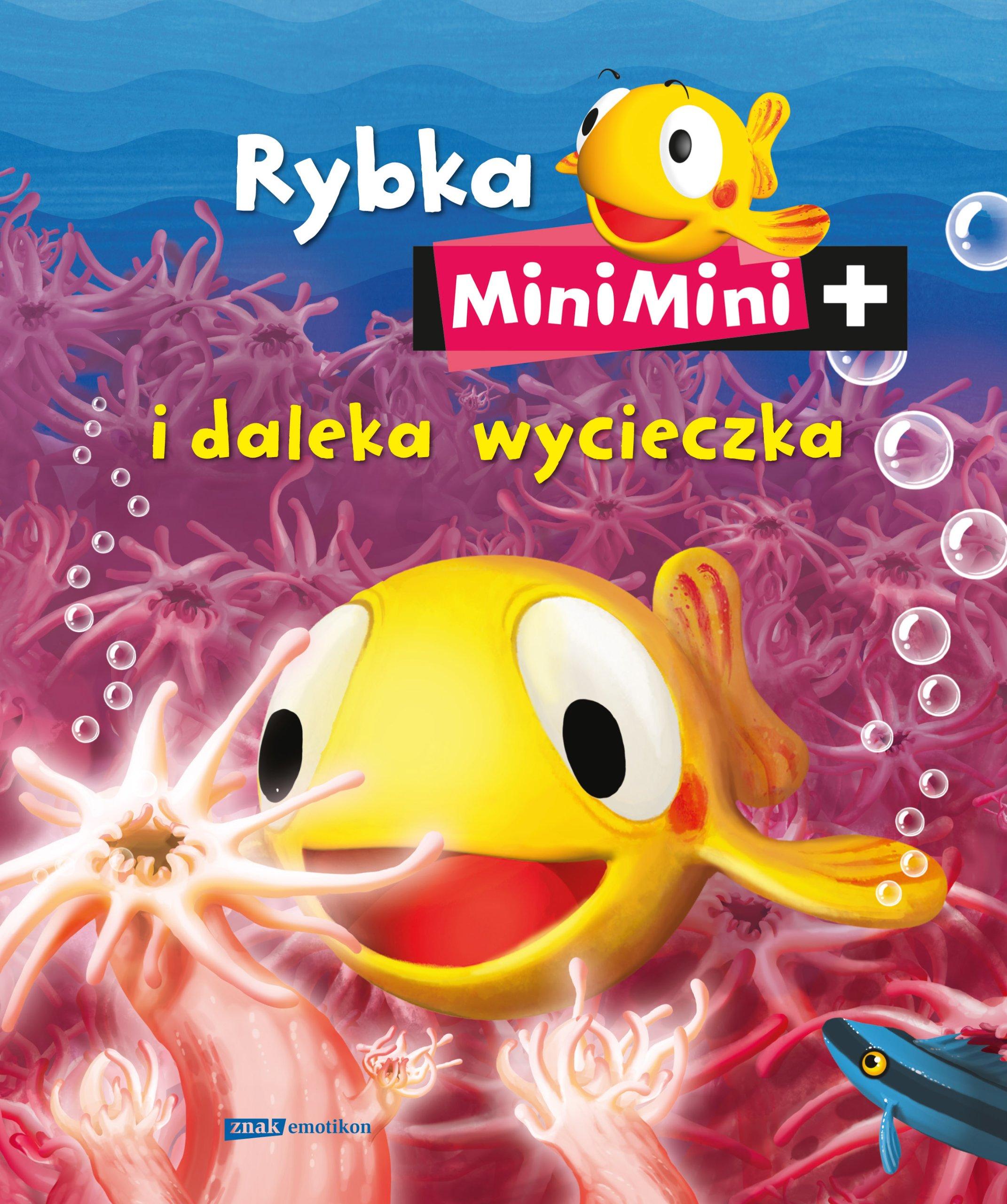 Rybka Minimini I Daleka Wycieczka 9788324017614 Amazoncom Books