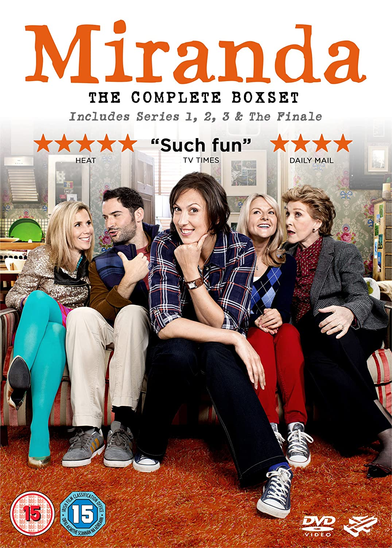 Miranda Complete Collection [DVD]: Amazon.co.uk: Miranda Hart, Tom ...