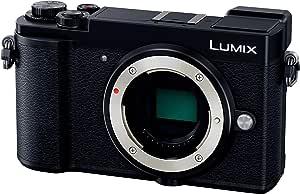 Panasonic mirrorless single-lens camera LUMIX GX7MK3 body black DC-GX7MK3-K