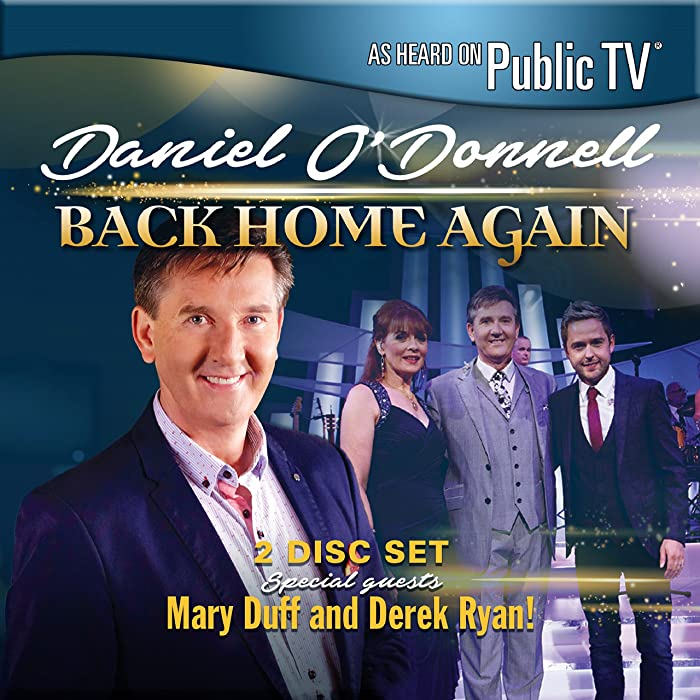 Top 6 Back Home Again Daniel O'donnell