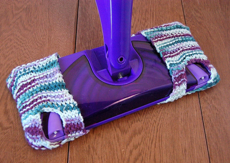 Amazon Bargain Reusable Knitted Swiffer Wet Jet Pad Swiffer