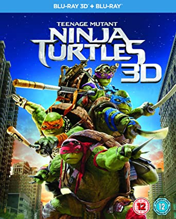 Teenage Mutant Ninja Turtles: Edizione: Regno Unito Reino ...