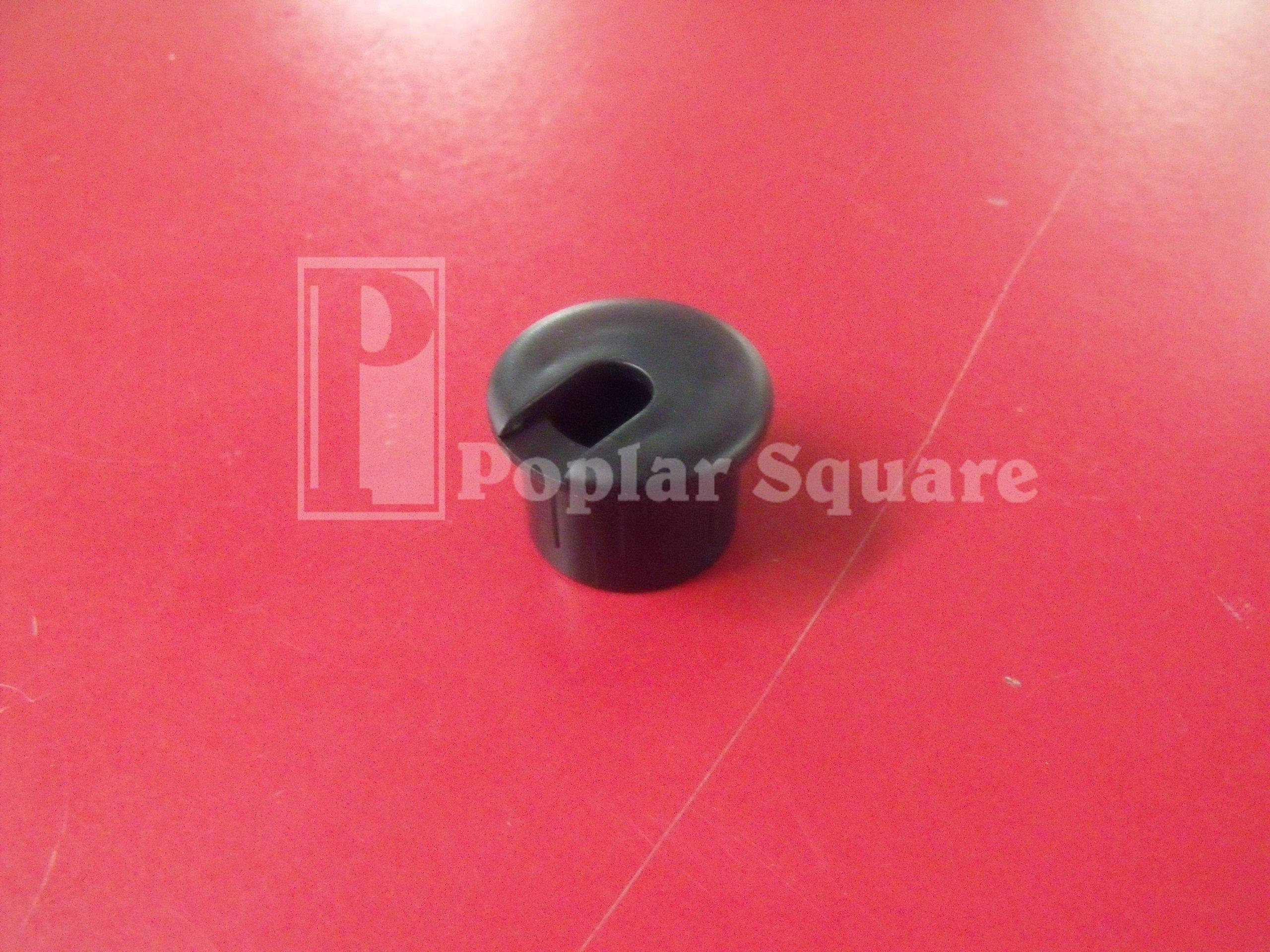 Cord Grommet Black 1'' 25/box #1041BK by Bainbridge (Image #2)