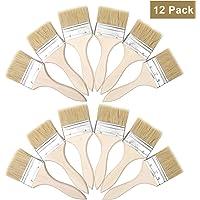 Brochas para Pintar (Pack de 12) - Tamaño