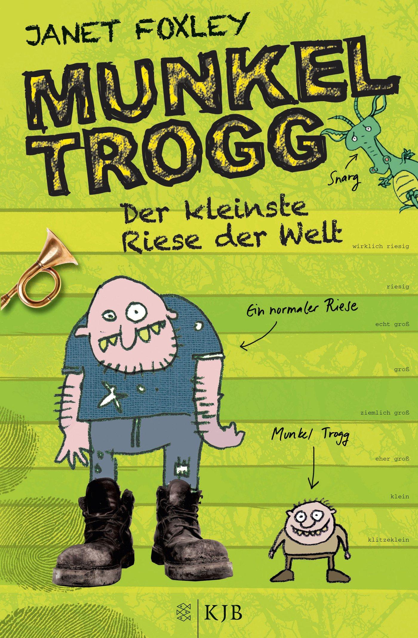 Munkel Trogg: Der kleinste Riese der Welt
