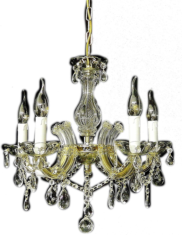 Possible main bedroom light Venetian 5 Light Chandelier