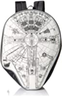 "Star Wars Boys'  Millennium Falcon 16"" Backpack"