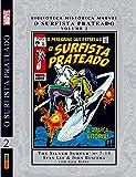 Biblioteca Histórica Marvel. O Surfista Prateado - Volume 2