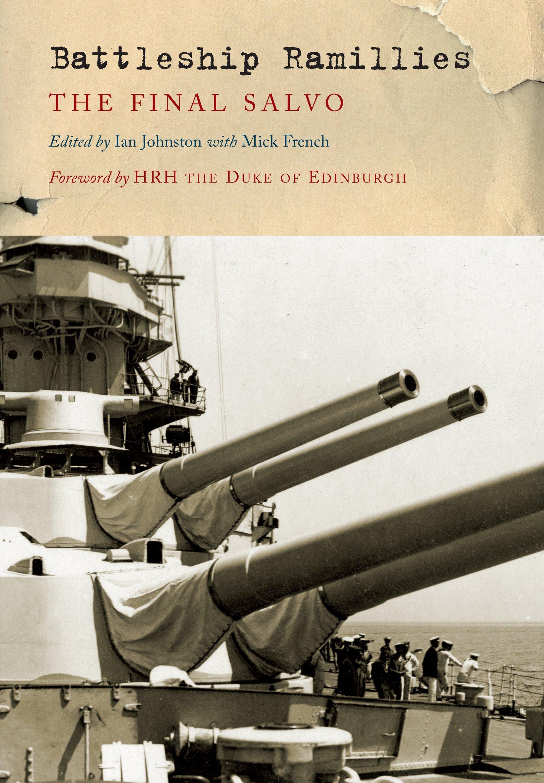 Read Online Battleship Ramillies: The Final Salvo ebook