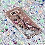 Liquid Case for Galaxy S8 Plus,Anti-Scratch Rubber