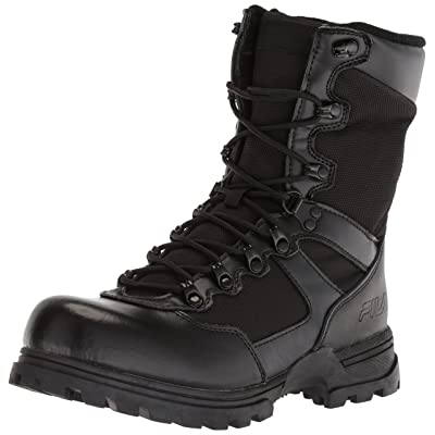 Fila Men's Stormer Military and Tactical Boot Food Service Shoe: Shoes