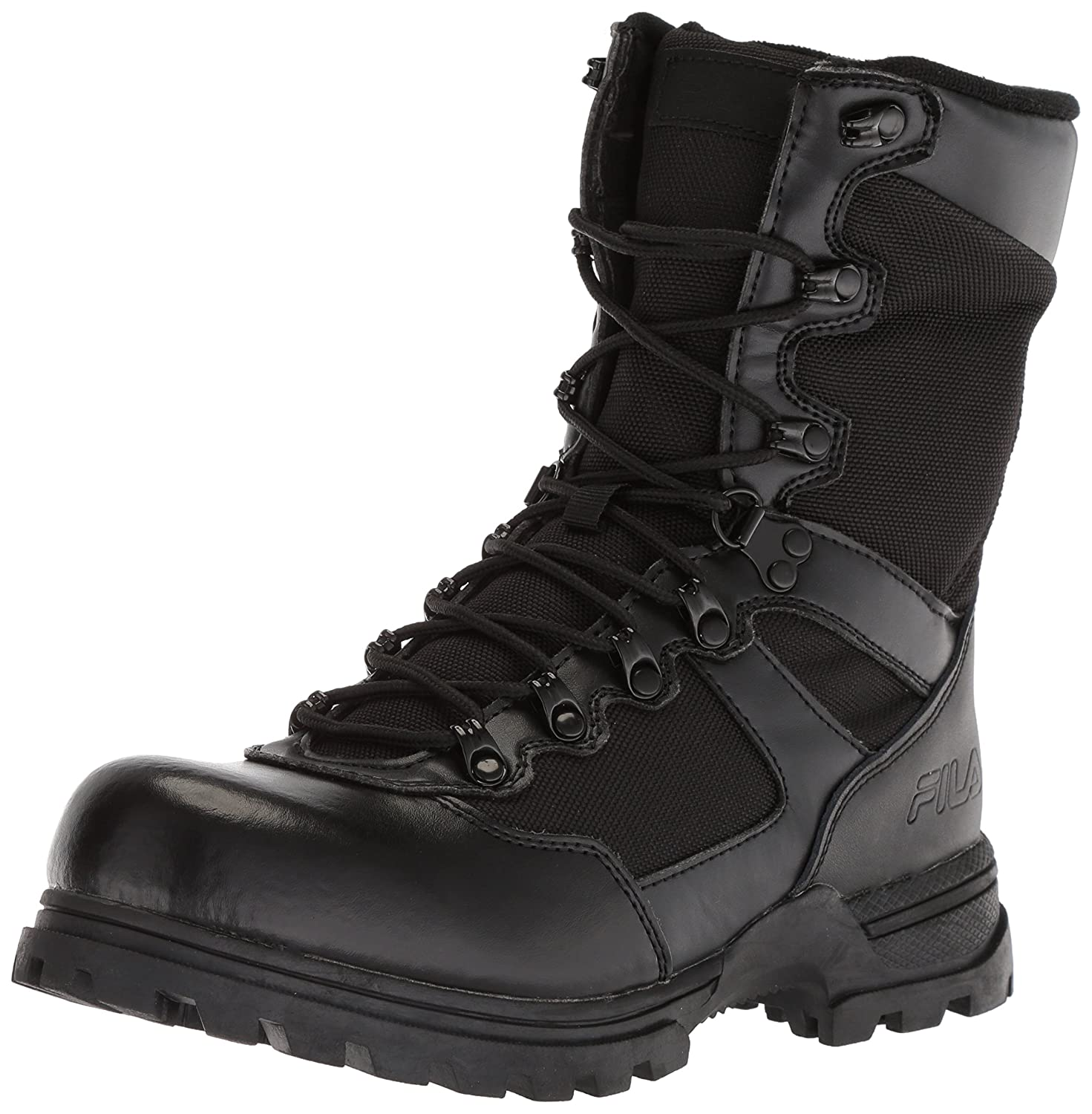 7040803f3d Fila Men's Stormer Military and Tactical Boot Food Service Shoe