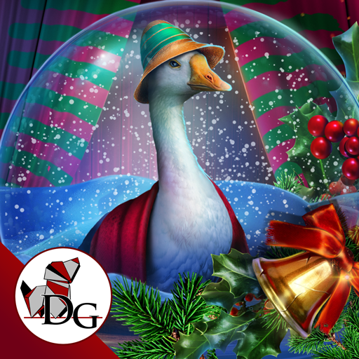 Hidden Objects - The Christmas Spirit: Mother Goose's Untold Tales from DominiGames
