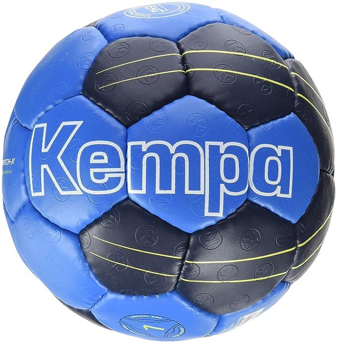 Kempa Match de X Omni Profile - Balón de Balonmano Azul Tamaño 3 ...