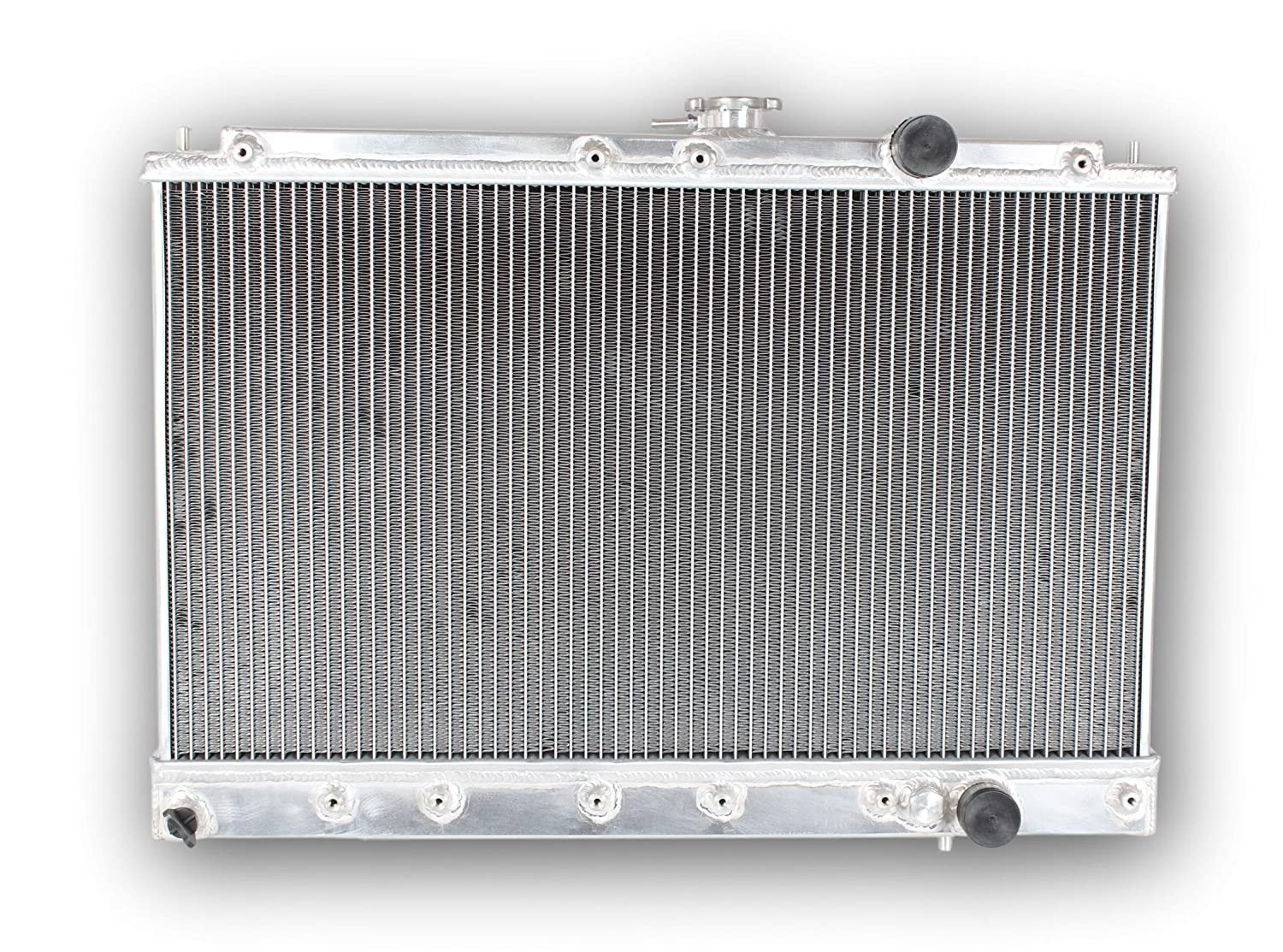 Amazon.com: OPL HPR035 Aluminum Radiator For Mitsubishi Galant VR-4 (Manual  Transmission): Automotive