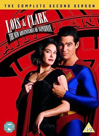 Lois & Clark-Season 2 [Reino Unido] [DVD]: Amazon.es: Lois ...