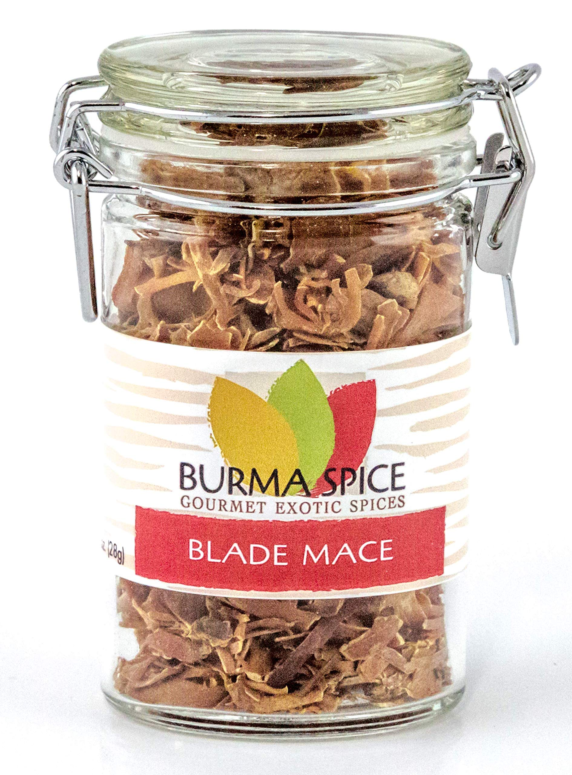 Blade Mace (Javathri) Natural Aromatic Pure Loose Herb Spice Kosher (1oz.)