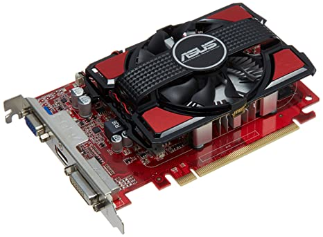 ASUS 90YV04S0-M0NA00 1GB Radeon R7 250 AMD - Tarjeta gráfica (AMD ...