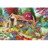 Gibsons  A Dog's Life Jigsaw Puzzle (500-Piece)